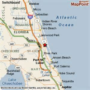 Fort Pierce Florida Map by Fort Pierce Fl Pictures Posters News And Videos On