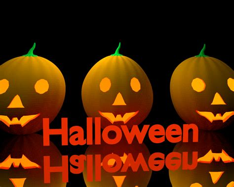 imagenes de halloween it tres calabazas de halloween wallpaper piziadas gr 225 ficas