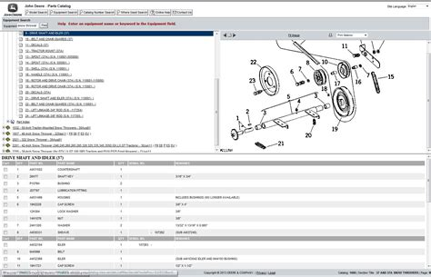 deere 210 belt diagram deere 210 drive belt diagram get free image
