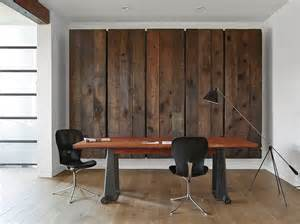 home office wall decor 25 ingenious ways to bring reclaimed wood into your home