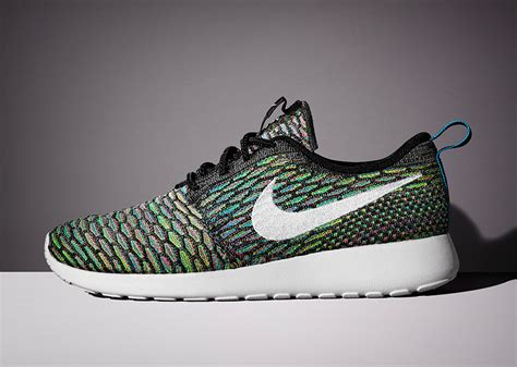 Nike Roshe Run by Nike Flyknit Roshe Run Quot Multi Color Quot Release Date