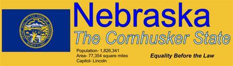 Nebraska The 37th State by Nebraska Amerifo Info On Everything America