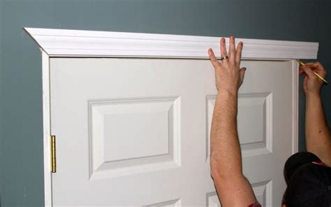 Installing Door Casing by How To Install Your Door Casing By An Easy Process Home
