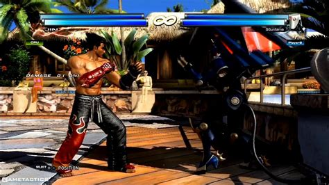 tekken tag tournament 2 xbox tekken tag tournament 2 review xbox 360 gametactics