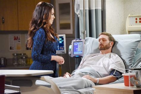 days of our lives spoilers does chloe or nicole get days of our lives spoilers brady in bad shape chloe