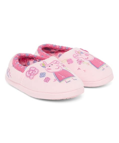 pig house shoes peppa pig slippers