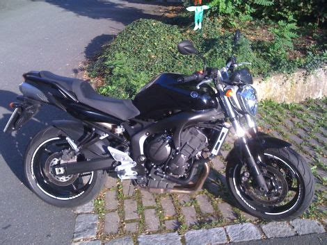 Motorrad Yamaha Bamberg by Yamaha Fz6 S2 Biete