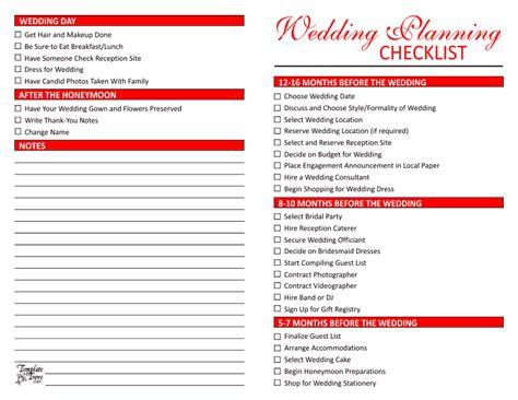 Bridal Planner by Wedding Planning Checklist