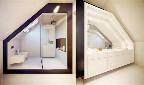 Luxury Bathrooms Creative Use Of Space Interior Design Ideas