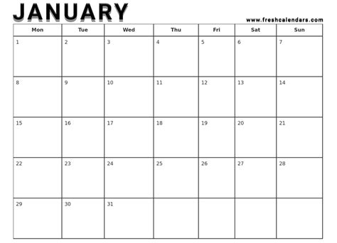 printable calendar 2015 week starting monday calendars that start with monday tolg jcmanagement co