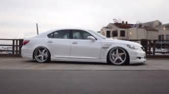 Lexus Ls 460 Rims Yay Or Nay Lexus Ls 460 On Swirling Spokes Rims