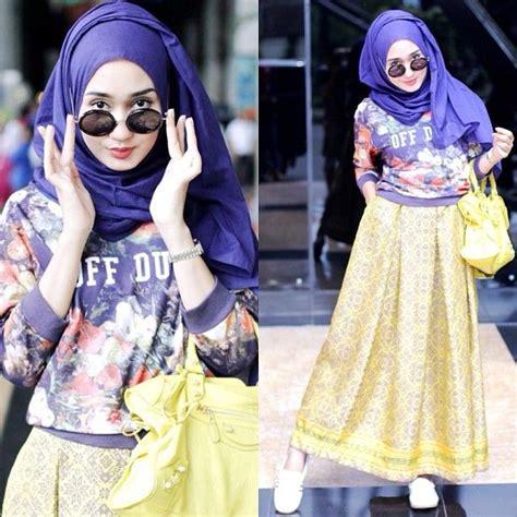 Baju Muslim Elegan Dian Pelangi Fashion Dian Pelangi Terbaru Dengan Gaya Modis Ceria