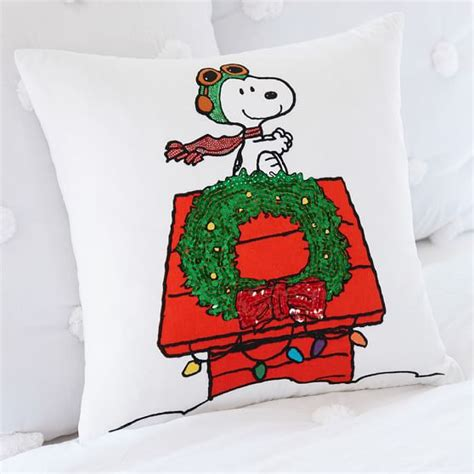 Baron Pillow by Peanuts 174 Baron Pillow Cover Pbteen