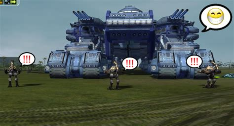 supreme commander mod image x treme wars mod for supreme commander mod db