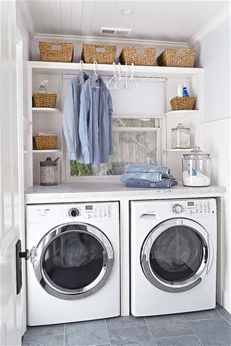 laundry room storage solutions new house idea small ideas 2 homelk com 12 laundry room organization ideas domestically speaking