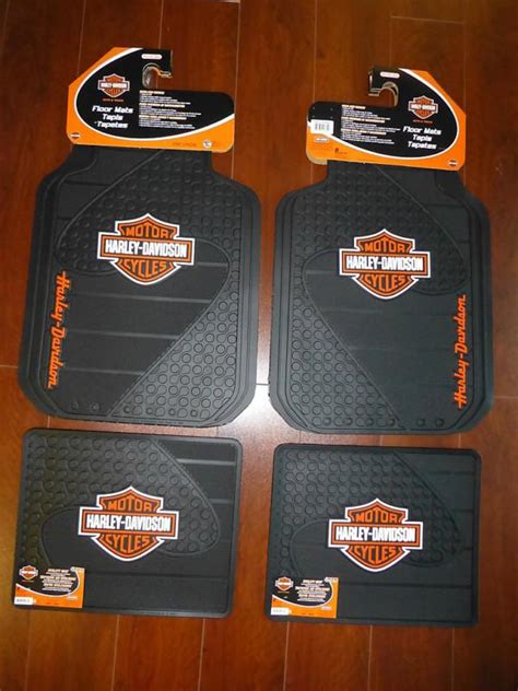 Harley Davidson Car Floor Mats by Sell Harley Davidson Factory Front And Rear Car Truck