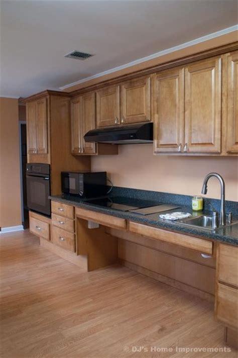 accessible kitchen design 25 best ideas about handicap accessible home on pinterest