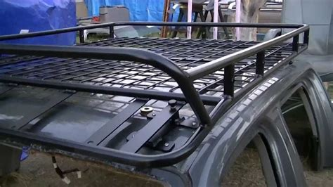 2011 Nissan Frontier Roof Rack by Second Nissan Frontier Roof Rack Customized For Kc