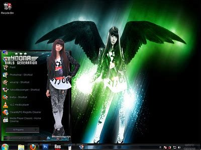 themes girl software download free download theme snsd girl generation for windows 7
