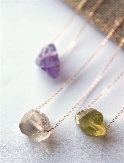 make gemstone jewelry 25 best ideas about gemstones on gems