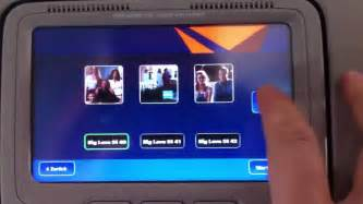 delta flight entertainment delta 737 800 inflight entertainment ife youtube