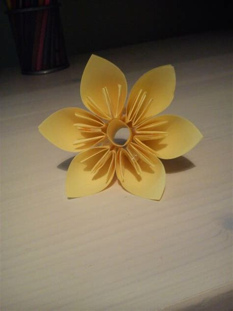 Origami Japanese Flower - japanese origami flower