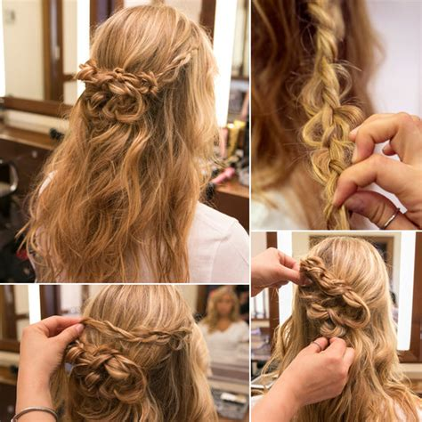 romantic hairstyles braids 15 incredible hairstyle tutorials for curly hair pretty