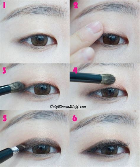 Eyeshadow For Monolid 25 easy monolid eye makeup tips ideas with pictures