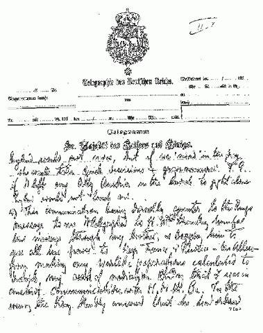 kaiser cancellation letter kaiser wilhelm letter to woodrow wilson page 2