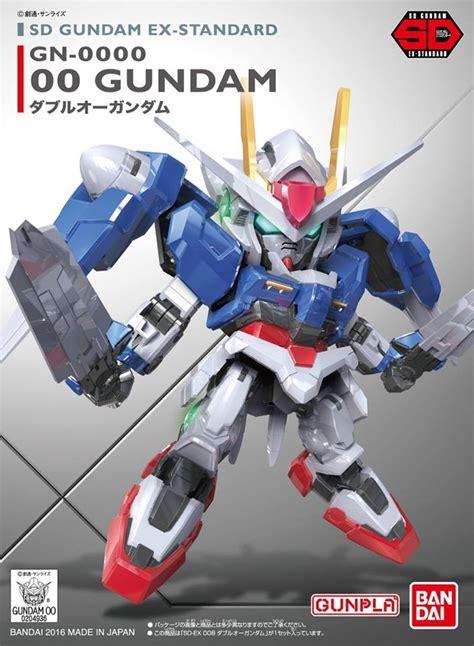 Bandai Sd Ex Standard Gundam Exia best buy bandai sd bb gundam ex standard 008 00 gundam