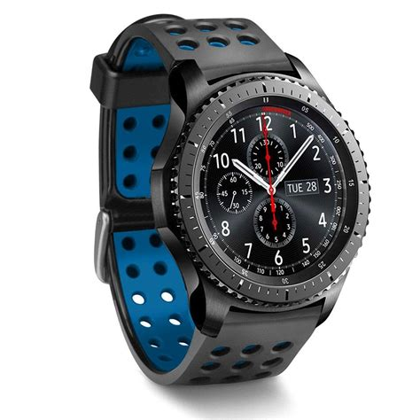 Istomp Silicon Band For Samsung Galaxy Gear S3 The Best Samsung Gear S3 Accessories