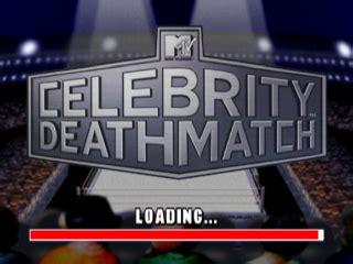 celebrity deathmatch game online play mtv celebrity deathmatch sony playstation online