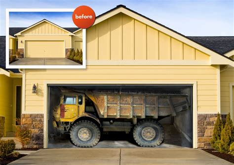 Garage Door Covers Style Your Garage by Kate S Virtual Garage Coolest Garage Door Ever