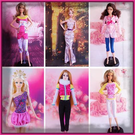 como hacer ropa para barbie fotos de ropa de barbie y sus combinaciones espect 225 culares
