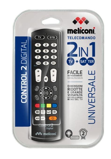 universal digitale terrestre 808036 meliconi telecomando universale per tv decoder