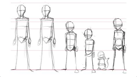 structure drawing drawing tutorial lesson 1 basic skeletal