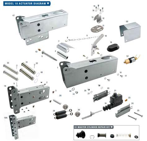 trailer surge brake diagram pictures to pin on