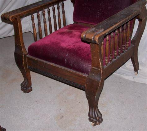 Antique Morris Chair by Bargain S Antiques 187 Archive Antique Oak Morris