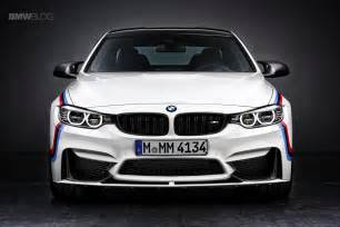 Bmw Parts New M Performance Parts For Bmw M3 Bmw M4 Coupe And Bmw