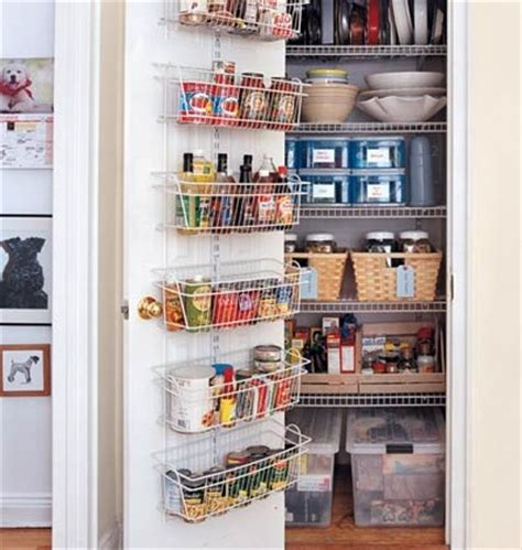 Small Space Pantry Small Kitchen Pantry Storage Ideas