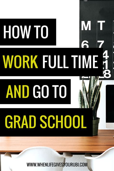should you go to grad school blog