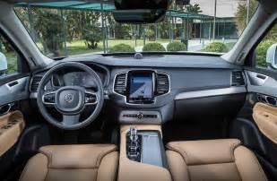 Volvo Xc90 Interior Pictures 2016 Volvo Xc90 Interior For Sale Carstuneup Carstuneup