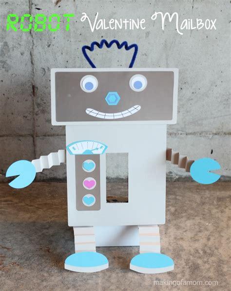 Robo Am303 Summer Day Box robot s day mailbox of a