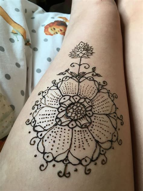 henna tattoo thigh 1000 images about tattoo wish list on pinterest