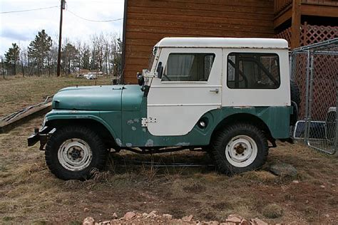 1966 Jeep Cj5 1966 Jeep Cj5 For Sale Conifer Colorado
