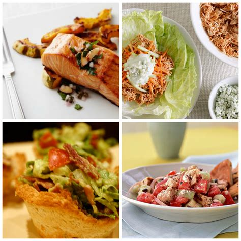 Light Healthy Dinners by Healthy And Light Weeknight Dinner Ideas