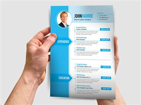 Best Resume Template Indesign by Cv Download In Word Format Best Tips To Write A Good Resume