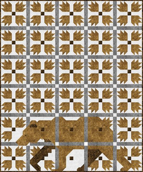 Paw Quilts by Sew Fresh Quilts Mod Paw Qal Introduction And