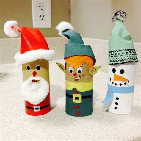 search results for toilet paper roll christmas crafts