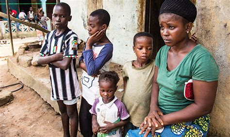 And Consider Themselves Orphans by S Ebola Orphans A Situation Worse Than